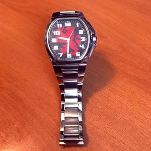 Tommy Hilfiger Men's watch silver band